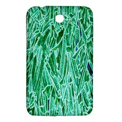 Green Background Pattern Samsung Galaxy Tab 3 (7 ) P3200 Hardshell Case