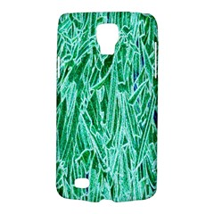 Green Background Pattern Galaxy S4 Active