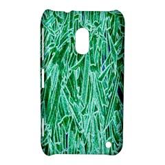 Green Background Pattern Nokia Lumia 620