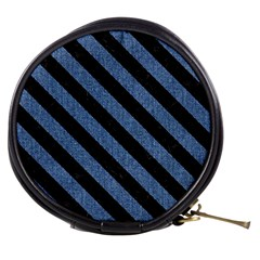 STR3 BK-MRBL BL-DENM (R) Mini Makeup Bags