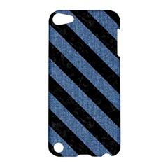 STR3 BK-MRBL BL-DENM (R) Apple iPod Touch 5 Hardshell Case