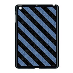 STR3 BK-MRBL BL-DENM (R) Apple iPad Mini Case (Black)