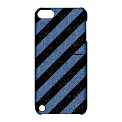 STR3 BK-MRBL BL-DENM Apple iPod Touch 5 Hardshell Case with Stand