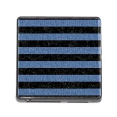 STR2 BK-MRBL BL-DENM Memory Card Reader (Square)