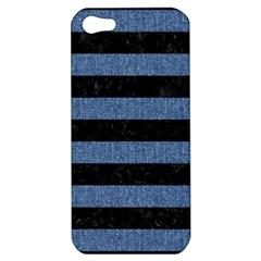 STR2 BK-MRBL BL-DENM Apple iPhone 5 Hardshell Case