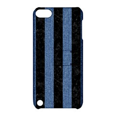 STR1 BK-MRBL BL-DENM Apple iPod Touch 5 Hardshell Case with Stand