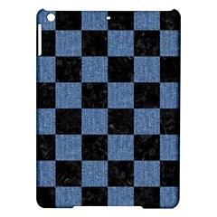SQR1 BK-MRBL BL-DENM iPad Air Hardshell Cases