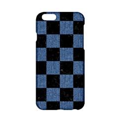 SQR1 BK-MRBL BL-DENM Apple iPhone 6/6S Hardshell Case