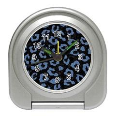 SKN5 BK-MRBL BL-DENM (R) Travel Alarm Clocks