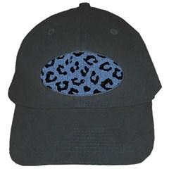 SKN5 BK-MRBL BL-DENM Black Cap
