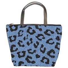 SKN5 BK-MRBL BL-DENM Bucket Bags
