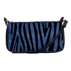 SKN4 BK-MRBL BL-DENM (R) Shoulder Clutch Bags