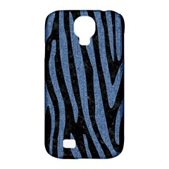 SKN4 BK-MRBL BL-DENM (R) Samsung Galaxy S4 Classic Hardshell Case (PC+Silicone)