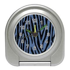 SKN4 BK-MRBL BL-DENM Travel Alarm Clocks
