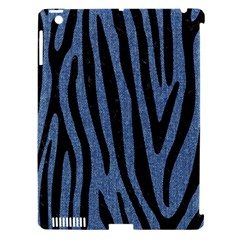 SKN4 BK-MRBL BL-DENM Apple iPad 3/4 Hardshell Case (Compatible with Smart Cover)