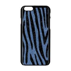 SKN4 BK-MRBL BL-DENM Apple iPhone 6/6S Black Enamel Case