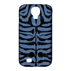 SKN2 BK-MRBL BL-DENM (R) Samsung Galaxy S4 Classic Hardshell Case (PC+Silicone)