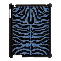 SKN2 BK-MRBL BL-DENM Apple iPad 3/4 Case (Black)