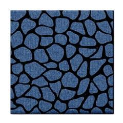SKN1 BK-MRBL BL-DENM Tile Coasters