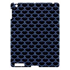 SCA3 BK-MRBL BL-DENM Apple iPad 3/4 Hardshell Case