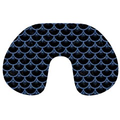 SCA3 BK-MRBL BL-DENM Travel Neck Pillows