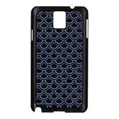 SCA2 BK-MRBL BL-DENM Samsung Galaxy Note 3 N9005 Case (Black)