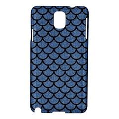 SCA1 BK-MRBL BL-DENM (R) Samsung Galaxy Note 3 N9005 Hardshell Case