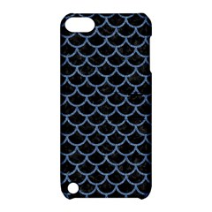 SCA1 BK-MRBL BL-DENM Apple iPod Touch 5 Hardshell Case with Stand