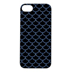 SCA1 BK-MRBL BL-DENM Apple iPhone 5S/ SE Hardshell Case