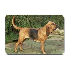 Bloodhound Black And Tan Full Small Doormat