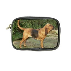 Bloodhound Black And Tan Full Coin Purse