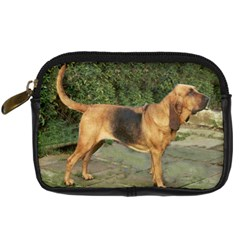 Bloodhound Black And Tan Full Digital Camera Cases