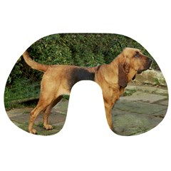 Bloodhound Black And Tan Full Travel Neck Pillows