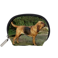 Bloodhound Black And Tan Full Accessory Pouches (Small)