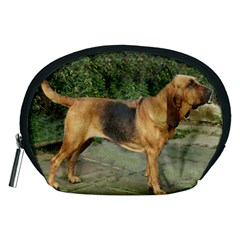 Bloodhound Black And Tan Full Accessory Pouches (Medium)
