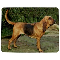 Bloodhound Black And Tan Full Jigsaw Puzzle Photo Stand (Rectangular)