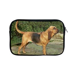 Bloodhound Black And Tan Full Apple MacBook Pro 13  Zipper Case