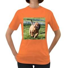 Bloodhound Running Women s Dark T-Shirt