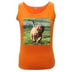 Bloodhound Running Women s Dark Tank Top