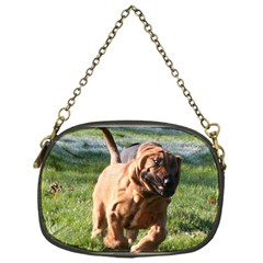 Bloodhound Running Chain Purses (One Side)