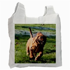 Bloodhound Running Recycle Bag (One Side)