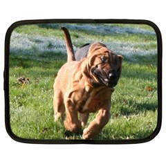 Bloodhound Running Netbook Case (XXL)
