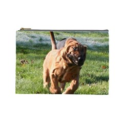 Bloodhound Running Cosmetic Bag (Large)