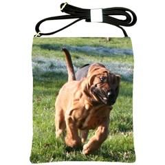 Bloodhound Running Shoulder Sling Bags