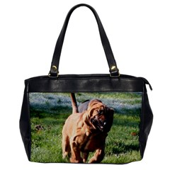 Bloodhound Running Office Handbags