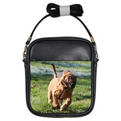 Bloodhound Running Girls Sling Bags
