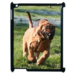 Bloodhound Running Apple iPad 2 Case (Black)