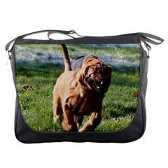 Bloodhound Running Messenger Bags