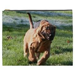 Bloodhound Running Cosmetic Bag (XXXL)
