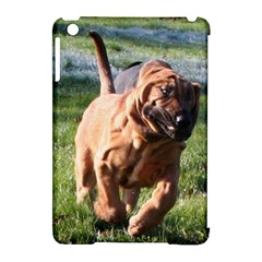 Bloodhound Running Apple iPad Mini Hardshell Case (Compatible with Smart Cover)